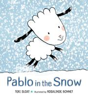 PABLO IN THE SNOW by Teri Sloat