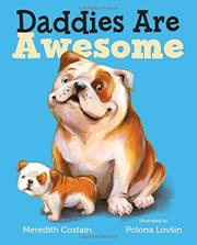 DADDIES ARE AWESOME by Meredith Costain