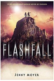 FLASHFALL by Jenny Moyer