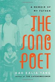 THE SONG POET by Kao Kalia Yang
