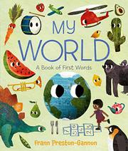 MY WORLD by Frann Preston-Gannon