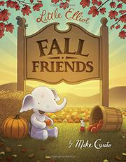 LITTLE ELLIOT, FALL FRIENDS by Mike Curato