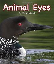 ANIMAL EYES by Mary Holland