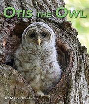 OTIS THE OWL by Mary Holland