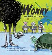 WONKY by Darcy Pattison
