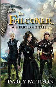 THE FALCONER by Darcy Pattison