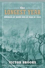 THE LONGEST YEAR by Victor Brooks