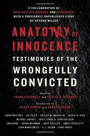 ANATOMY OF INNOCENCE by Laura Caldwell