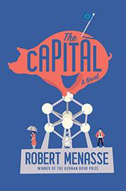 THE CAPITAL by Robert Menasse