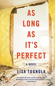 AS LONG AS IT'S PERFECT by Lisa  Tognola