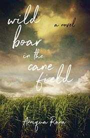 WILD BOAR IN THE CANE FIELD by Anniqua  Rana
