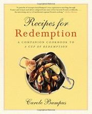 Recipes for Redemption by Carole Bumpus