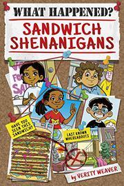 SANDWICH SHENANIGANS by Jennifer Moore