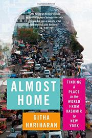 ALMOST HOME by Githa Hariharan