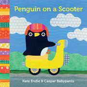PENGUIN ON A SCOOTER by Caspar Babypants