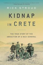 KIDNAP IN CRETE by Rick Stroud