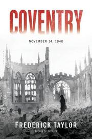 COVENTRY by Frederick Taylor