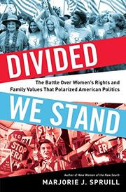 DIVIDED WE STAND by Marjorie J. Spruill