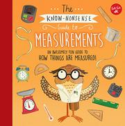 THE KNOW-NONSENSE GUIDE TO MEASUREMENTS by Heidi Fiedler