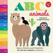 ABC ANIMALS by Ingela Peterson Arrhenius
