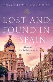 LOST AND FOUND IN SPAIN by Susan Lewis Solomont