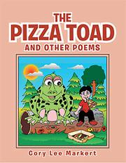 THE PIZZA TOAD by Cory Lee Markert