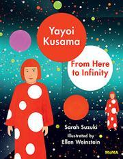 YAYOI KUSAMA by Sarah Suzuki