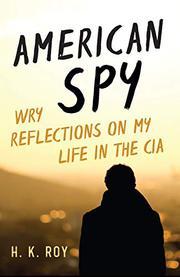 AMERICAN SPY by H.K. Roy