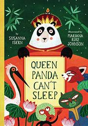QUEEN PANDA CAN'T SLEEP by Susanna Isern