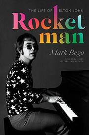 ROCKET MAN by Mark Bego