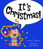 IT'S CHRISTMAS! by Tracey Corderoy