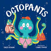 OCTOPANTS by Suzy Senior