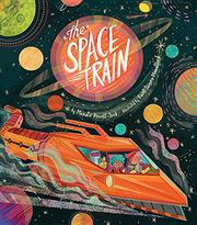 SPACE TRAIN by Maudie Powell-Tuck