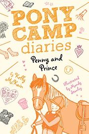 PENNY AND PRINCE by Kelly McKain