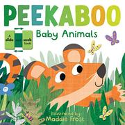 PEEKABOO BABY ANIMALS  by Tiger Tales
