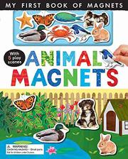 ANIMAL MAGNETS by Nicola Edwards