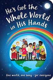HE'S GOT THE WHOLE WORLD IN HIS HANDS by Hanh Dung Ho