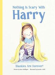NOTHING IS SCARY WITH HARRY by Katie  McElligott