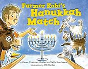 FARMER KOBI'S HANUKKAH MATCH by Karen Rostoker-Gruber