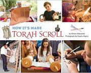 TORAH SCROLL by Allison Ofanansky