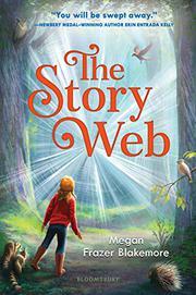 THE STORY WEB by Megan Frazer Blakemore