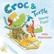 SNOW FUN! by Mike Wohnoutka