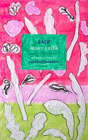 BACK by Henry Green