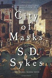 CITY OF MASKS by S.D. Sykes