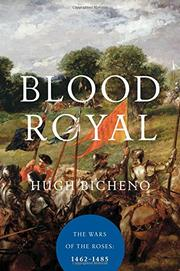 BLOOD ROYAL by Hugh Bicheno