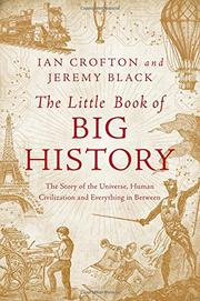 THE LITTLE BOOK OF BIG HISTORY by Ian Crofton