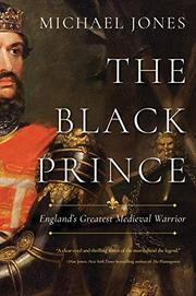 THE BLACK PRINCE by Michael Jones