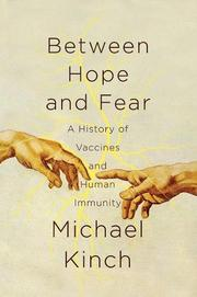 BETWEEN HOPE AND FEAR by Michael Kinch