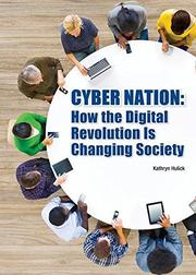 CYBER NATION by Kathryn Hulick
