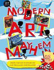 MODERN ART MAYHEM by Susie Hodge